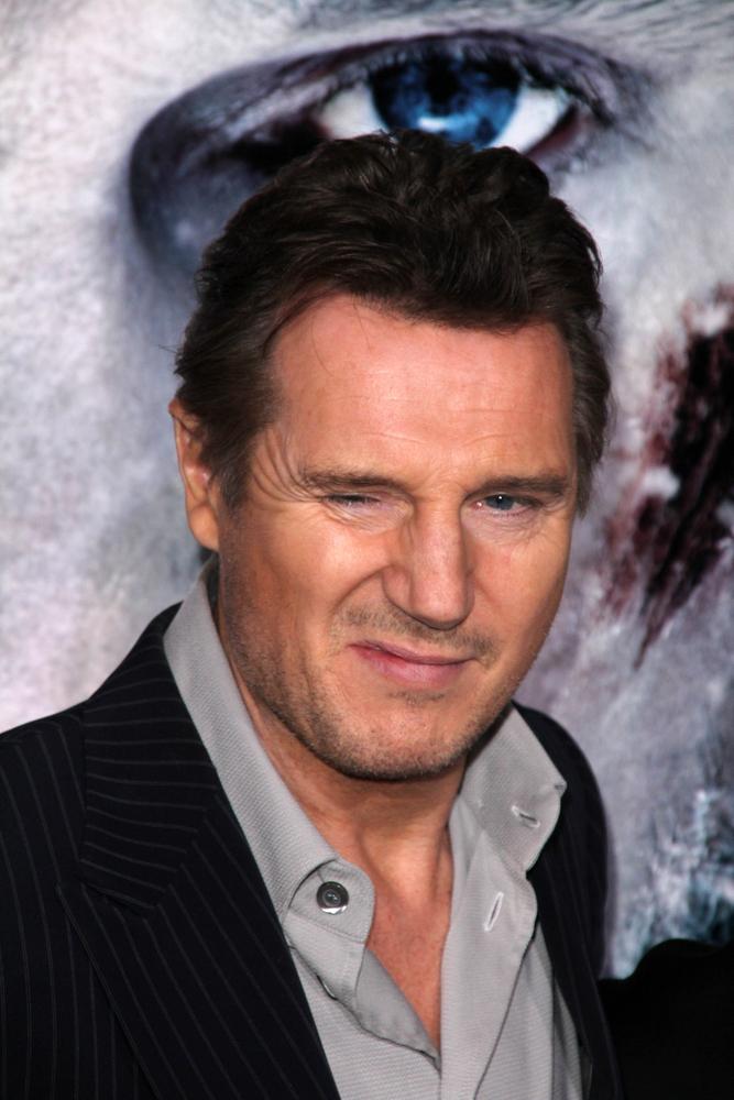 Liama Neesona w \