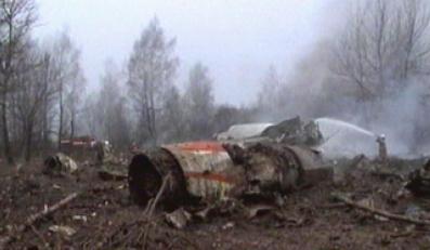 Drastyczne zdjęcia ofiar smoleńskich w sieci