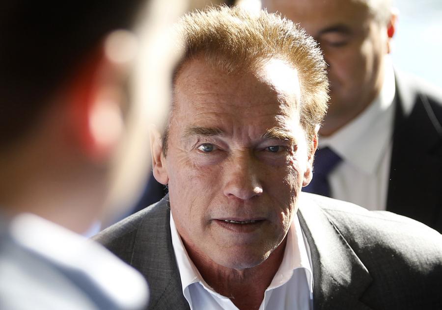 Arnold Schwarzenegger szeryfem w \