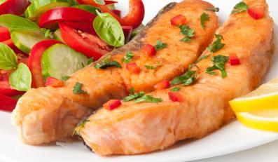 ryba posiłek dieta obiad