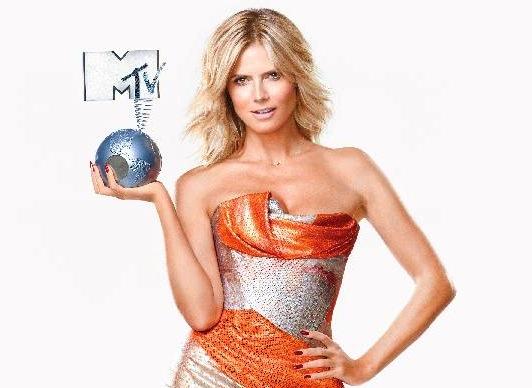 Heidi Klum poprowadzi galę MTV Europe Music Awards