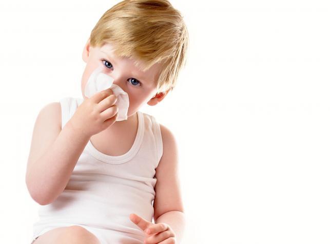 Gdy dziecko ma grypę