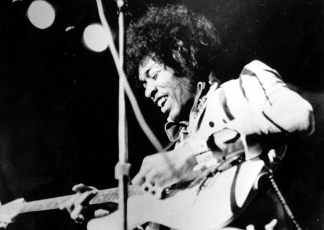 Jimi Hendrix (1970)