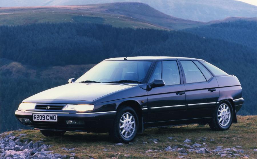 Citroen XM produkowany w latach 1994-2000