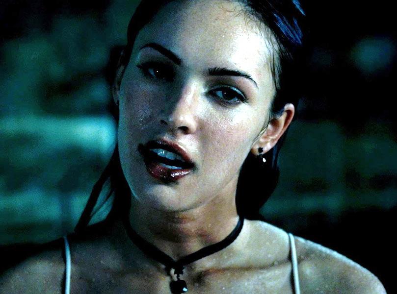 """Megan Fox w filmie """"Zabójcze ciało"""" (2009)"""