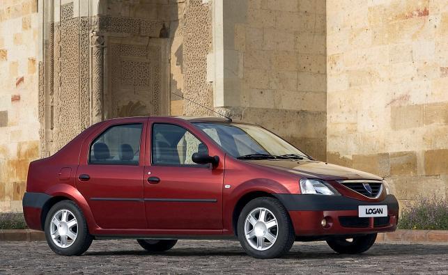 Dacia logan - 121. miejsce w kategorii aut 4-5 letnich