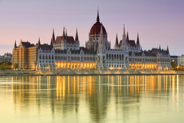 MIEJSCE 12. Gmach parlamentu w Budapeszcie