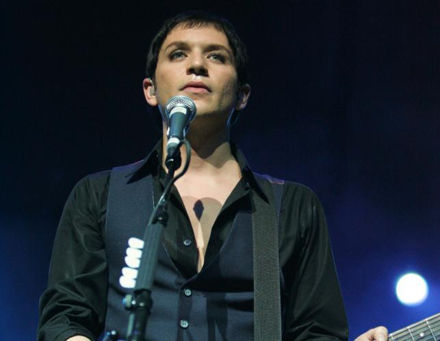 Brian Molko – wokalista zespołu Placebo obchodził 40. urodziny