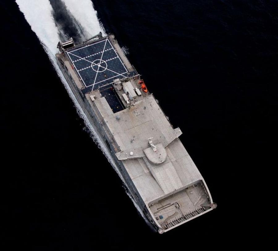USNS Spearhead (JHSV 1)