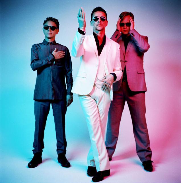 Depeche Mode przywiezie nowy album do Warszawy