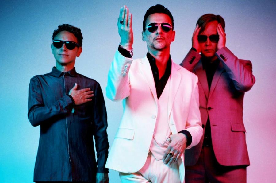 Depeche Mode wydaje \