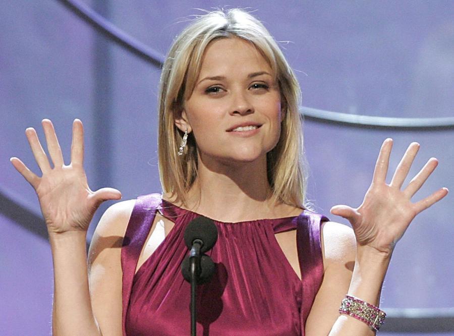 Rozsądna blondynka Reese Witherspoon