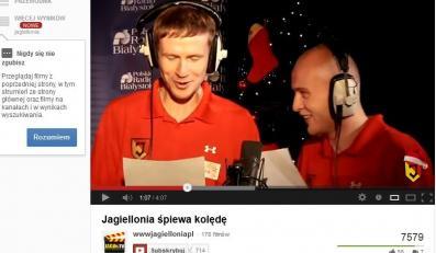 Piłkarze Jagiellonii Białystok