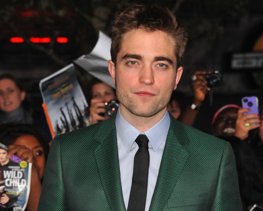 Samotna wigilia Roberta Pattinsona