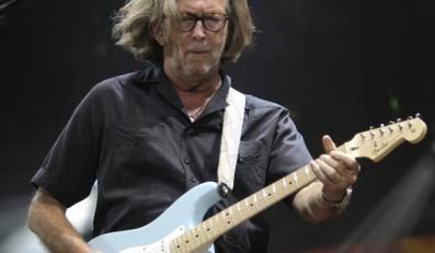 """Eric Clapton wydaje """"Old Sock"""""""