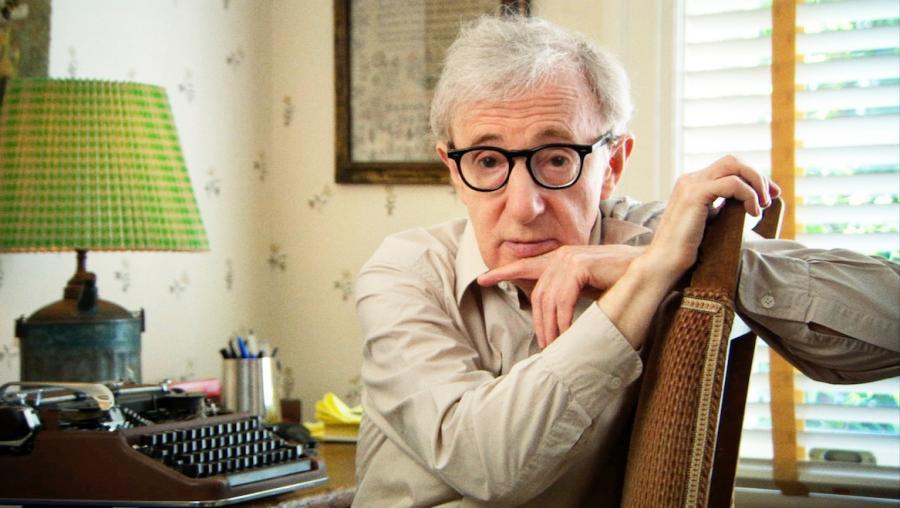 Woody Allen i gospodyni domowa w opałach