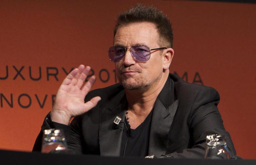 Okulary nie są jedynie częścią wizerunku Bono