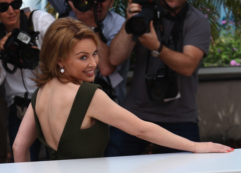 Kylie Minogue zaprzeczyła, jakoby miała porzucić pop dla aktorstwa