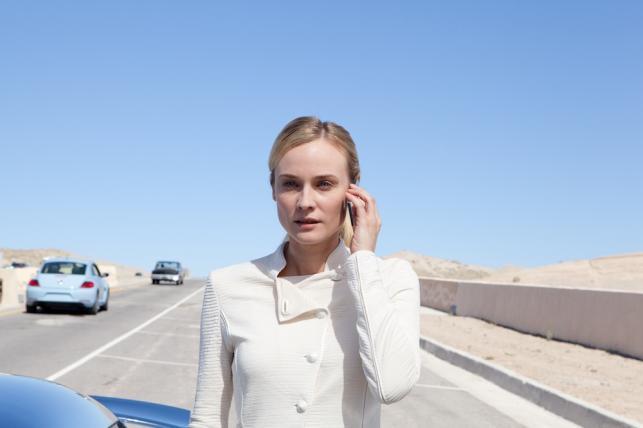 """Diane Kruger w filmie """"Intruz"""""""
