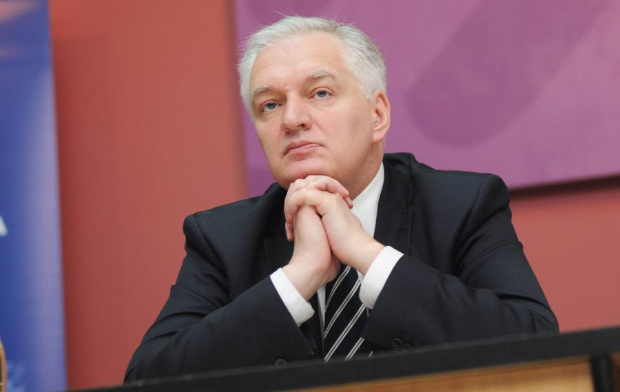 Jarosław Gowin, minister sprawiedliwości
