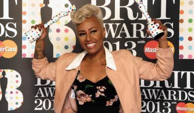 Emeli Sandé tryumfatorkąi Brit Awards