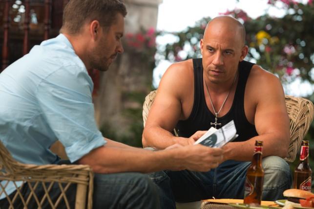 """Paul Walker i Vin Diesel w filmie """"Szybcy i wściekli 6"""""""