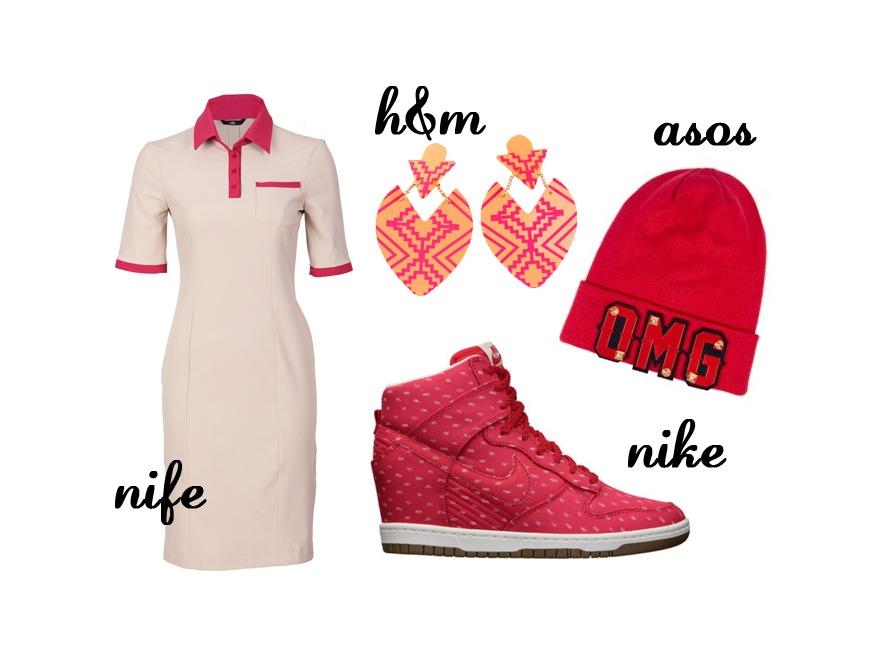 Sportowy szyk - modne stylizacje na wiosnę 2013