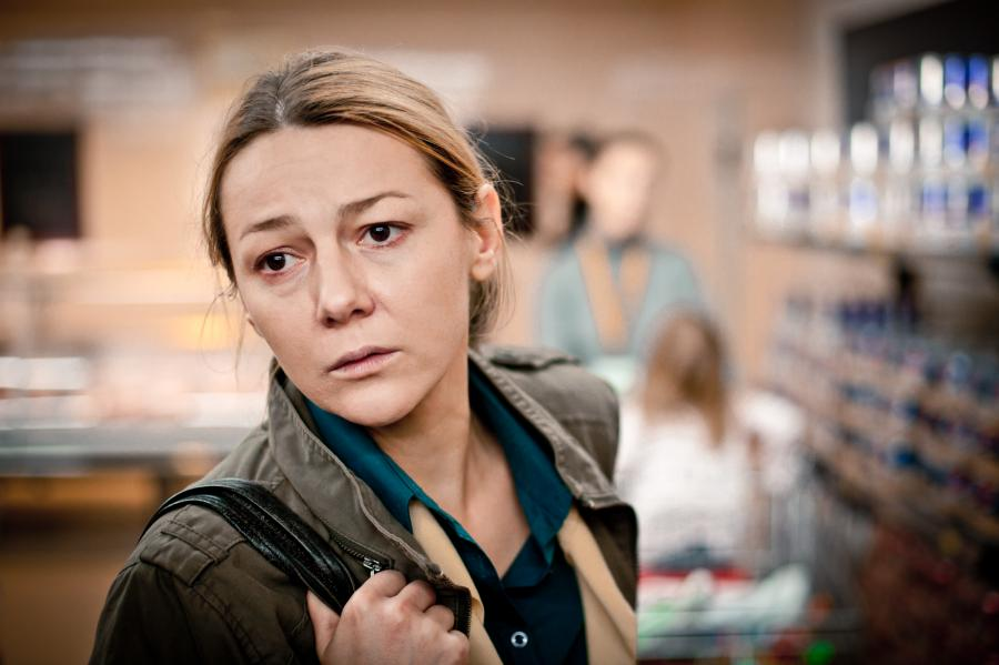Katarzyna Kwiatkowska w filmie \