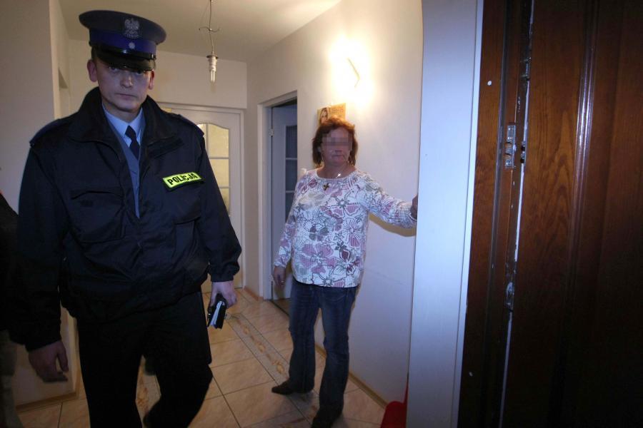 Prokuraturzy prowadzą śledztwo ws. wydarzeń w domu opieki Radość Fot. Sebastian Wolny / Agencja MAZUR