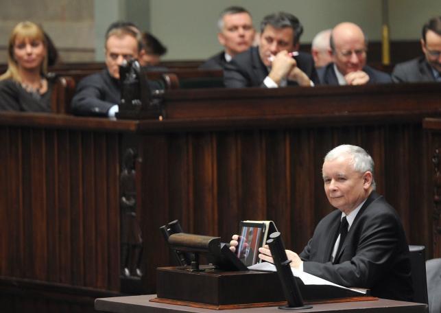Debata nad wnioskiem o wotum nieufności wobec rządu