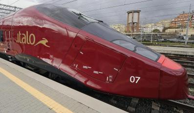 Superszybki pociąg Italo