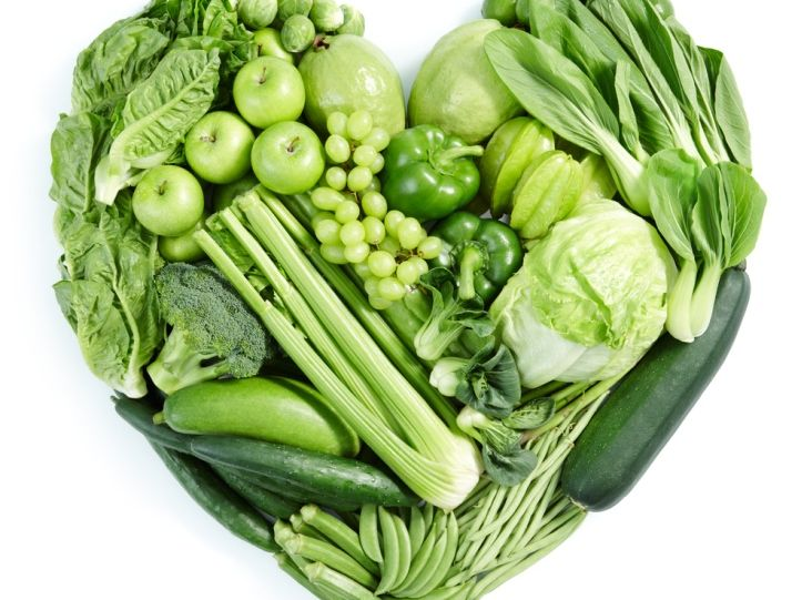 Zielone warzywa liściaste źródłem cennego żelaza