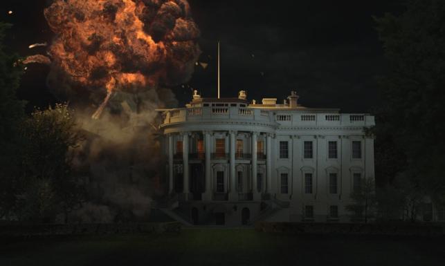 Prezydent w niebezpieczeństwie, a \