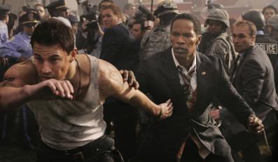 """""""White House Down"""" zawita do kin w USA w czerwcu 2013 roku."""