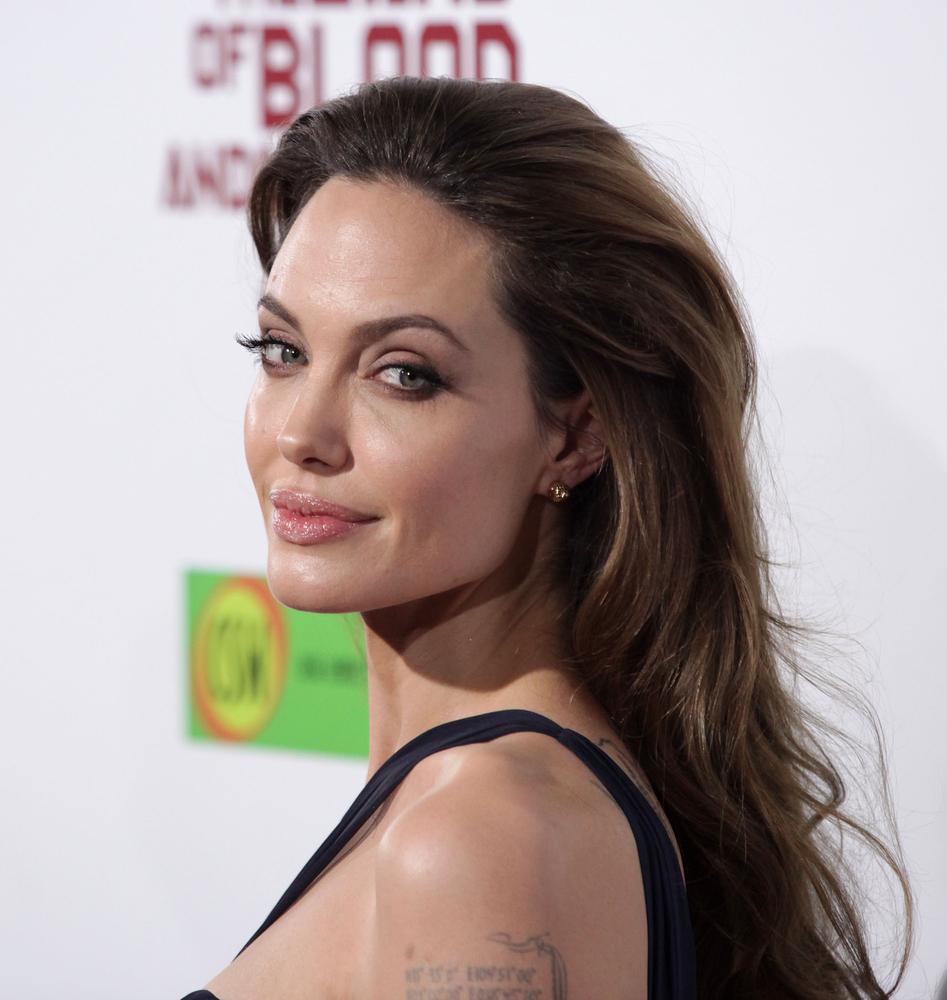Angelina Jolie nie ukradła pomysłu