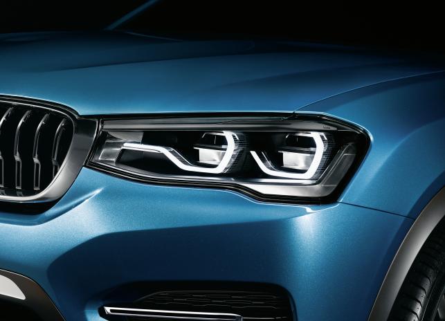 BMW Concept X4