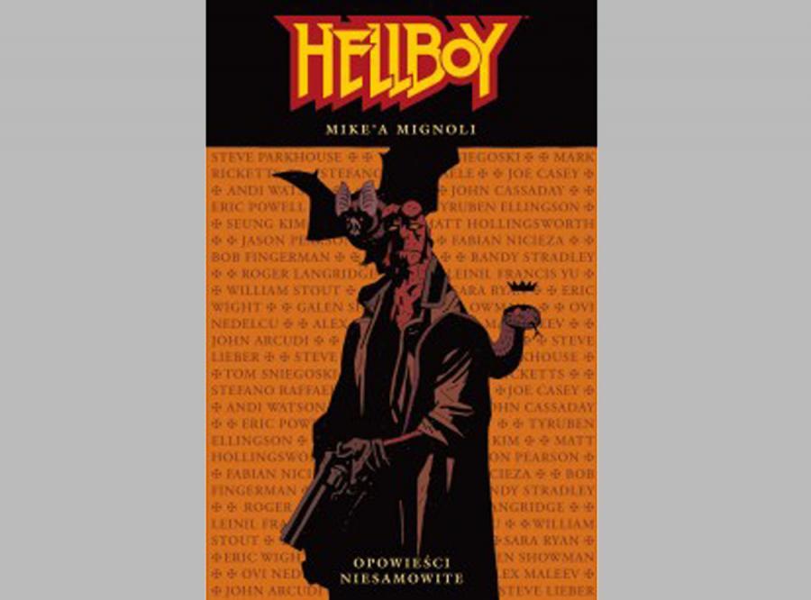 Niesamowite opowieści Hellboya