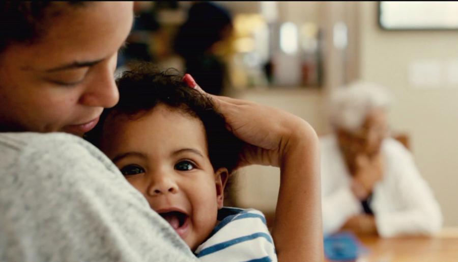 Beyoncé z córeczką
