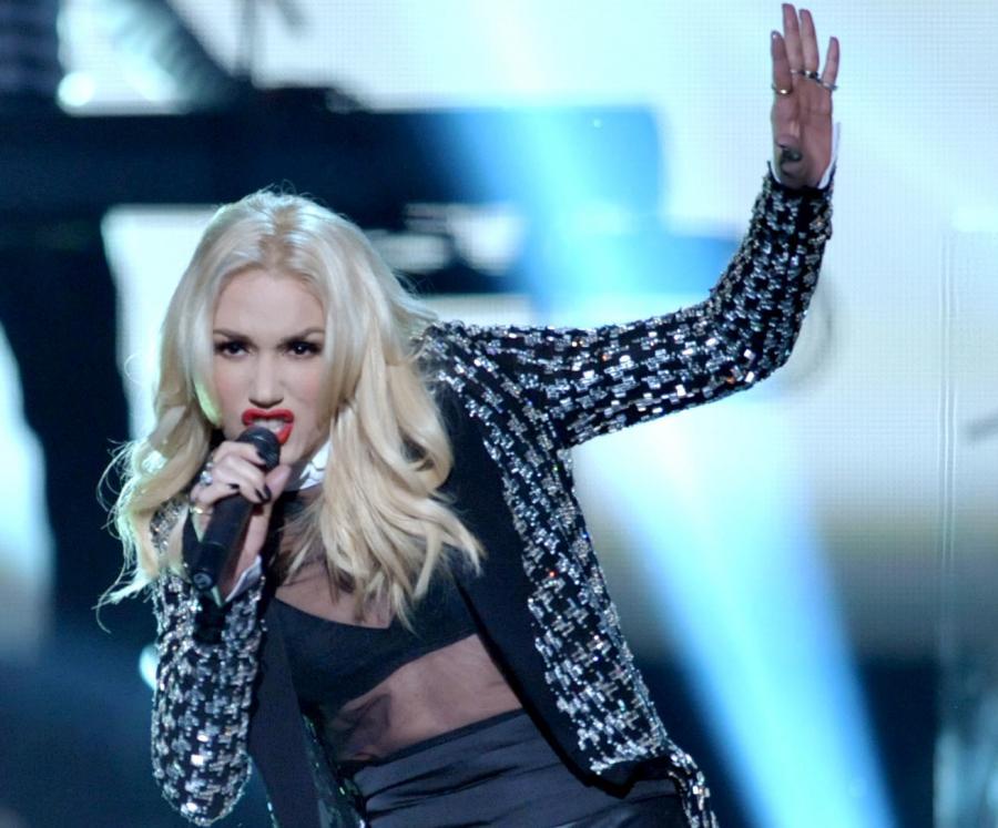 Gwen Stefani zaśpiewała z Mickiem Jaggerem