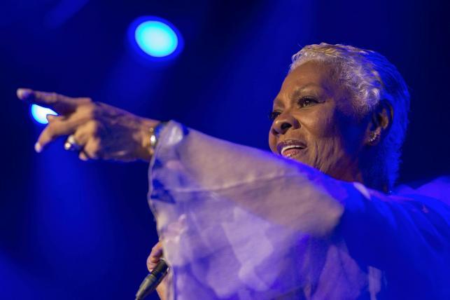Dionne Warwick zaśpiewa na Ladies Jazz Festival
