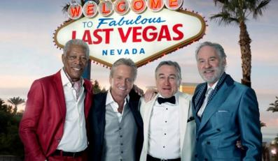 "Starsi panowie w ""Last Vegas"""