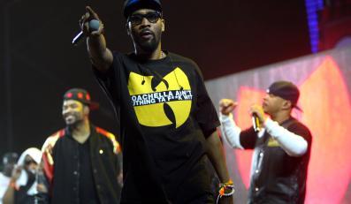 Wu-Tang Clan na Coke Live Music Festival