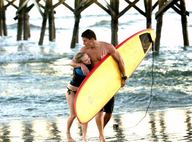 Channing Tatum i Amanda Seyfried w filmie \