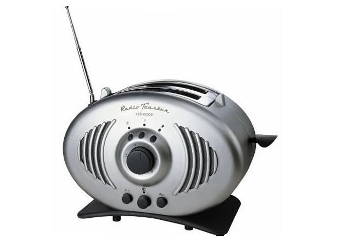 Radiotoster - praktyczny wynalazek