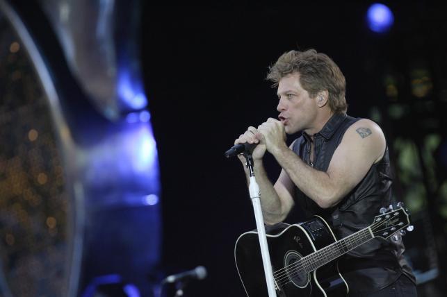 Bon Jovi w gdańskiej PGE Arenie