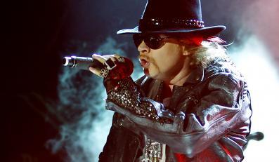 Guns N'Roses da fanom nowąmuzykę