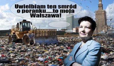 Problem śmieci rozbawił internautów. Zareagowali lawiną memów