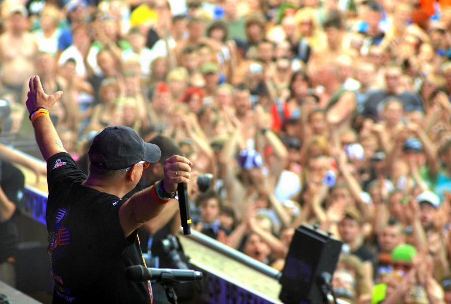 Otwarcie Festiwalu Przystanek Woodstock