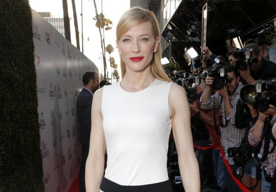 """Cate Blanchett na premierze """"Blue Jasmine"""""""