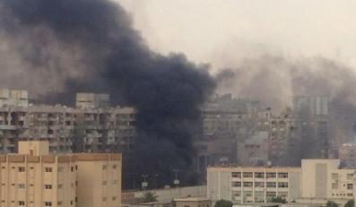 Zamieszki w Egipcie